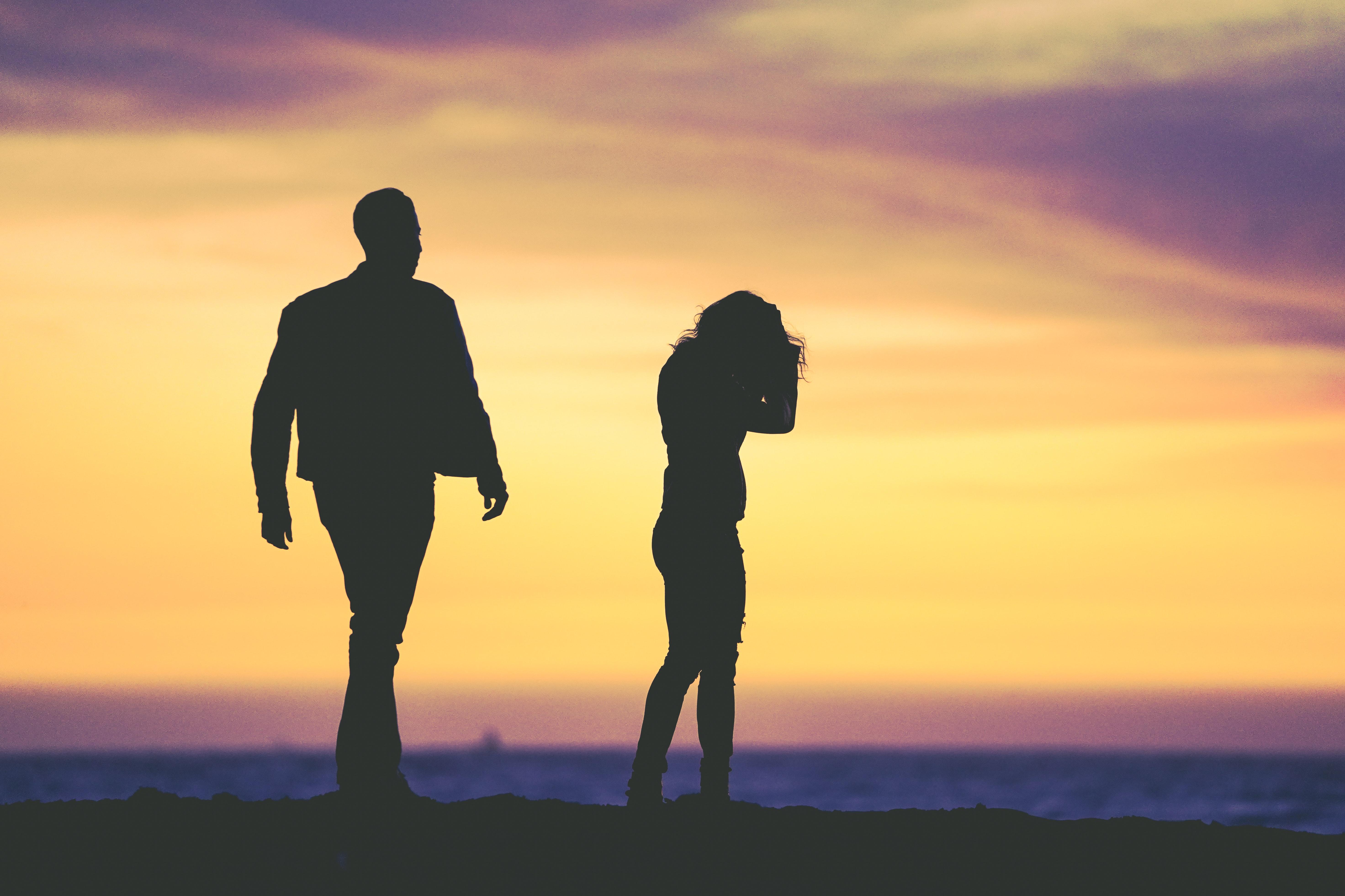 Wie du eine Trennung überwindest und wieso sie eine riesige Chance ist