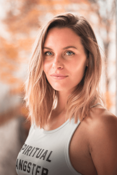 Laura Sensitive Badass- Portrait